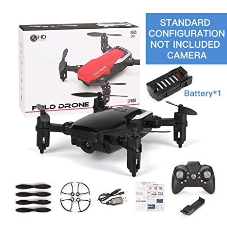 DishyKooker SG800 Mini Drone con Cámara Altitude Hold RC Drones ...