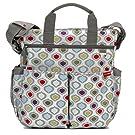 Skip Hop Duo Signature Diaper Bag, Multi Pod