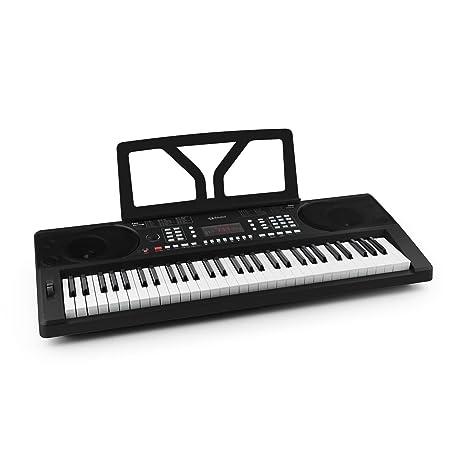 Schubert Etude 300 • teclado • piano eléctrico • 61 teclas • sensibilidad a la rapidez