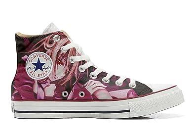 Converse All Star personalisierte Schuhe (Handwerk Produkt) Manga