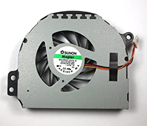 Power4Laptops Replacement Laptop Fan for Dell Inspiron 1564-7282, Dell Inspiron 1764, Dell Inspiron 1764-60750BK, Dell Inspiron N4010
