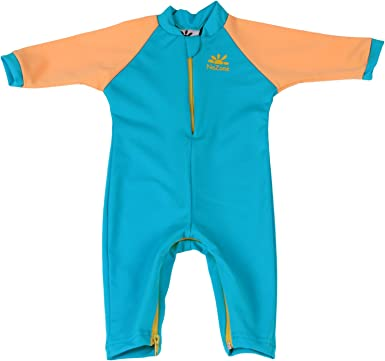 UPF 50+ Nozone Fiji Sun Protective Baby Swimsuit in Your Choice of Colors