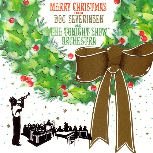 merry christmas from doc severinsen and the tonight show orchestra - Christmas Shows Tonight
