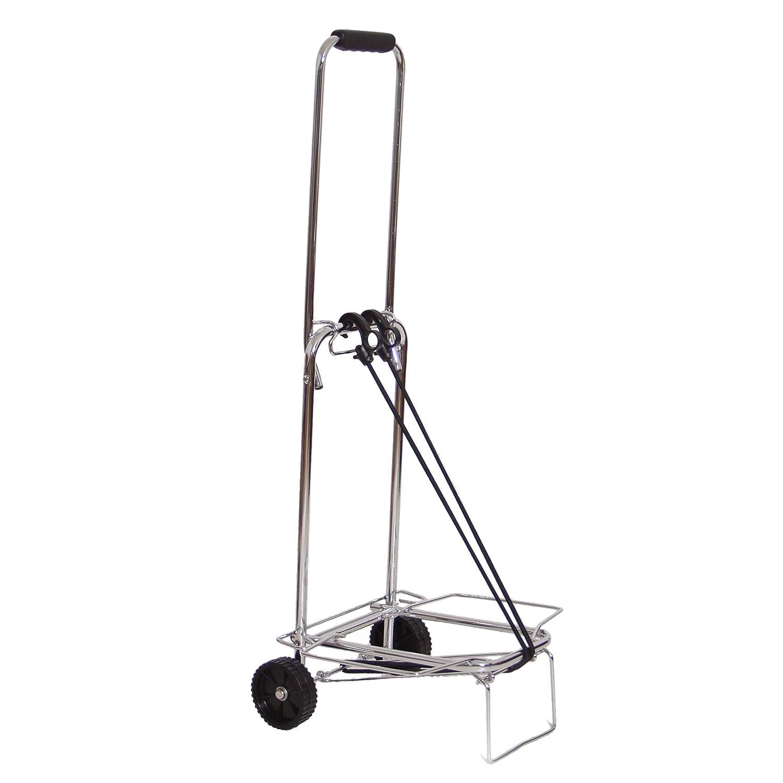 /Id/éal pour Shopping et Voyage Brubaker Roller Chariot bagages Valise avec s/écurit/é Expander/