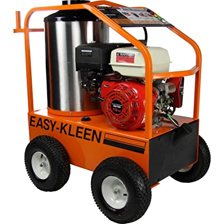 Easy Kleen Commercial Gas Hot Water Pressure Washer
