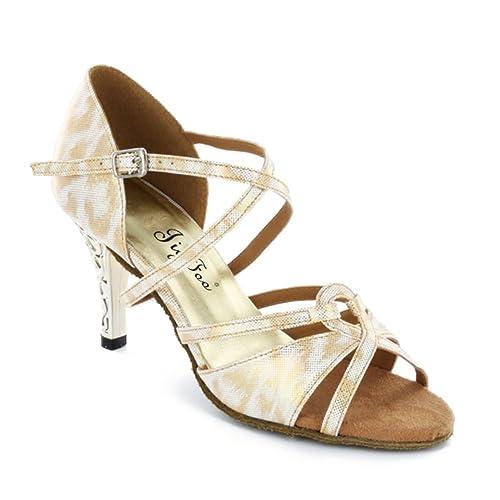 cheap for discount 0f5d1 62720 Scarpe da Ballo Latino per Gli Adulti/Savvy Scarpe da Donna ...