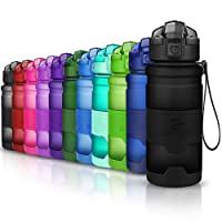 ZOUNICH Botella Deportiva - BPA Free - Adulto, Botella de Agua para niños