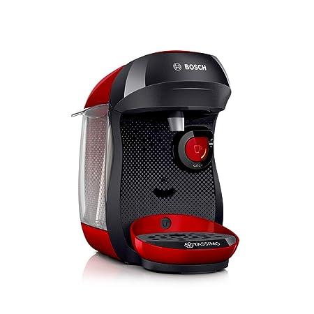 Bosch TAS1003 TASSIMO Happy Cafetera de cápsulas, 1400 W, color ...