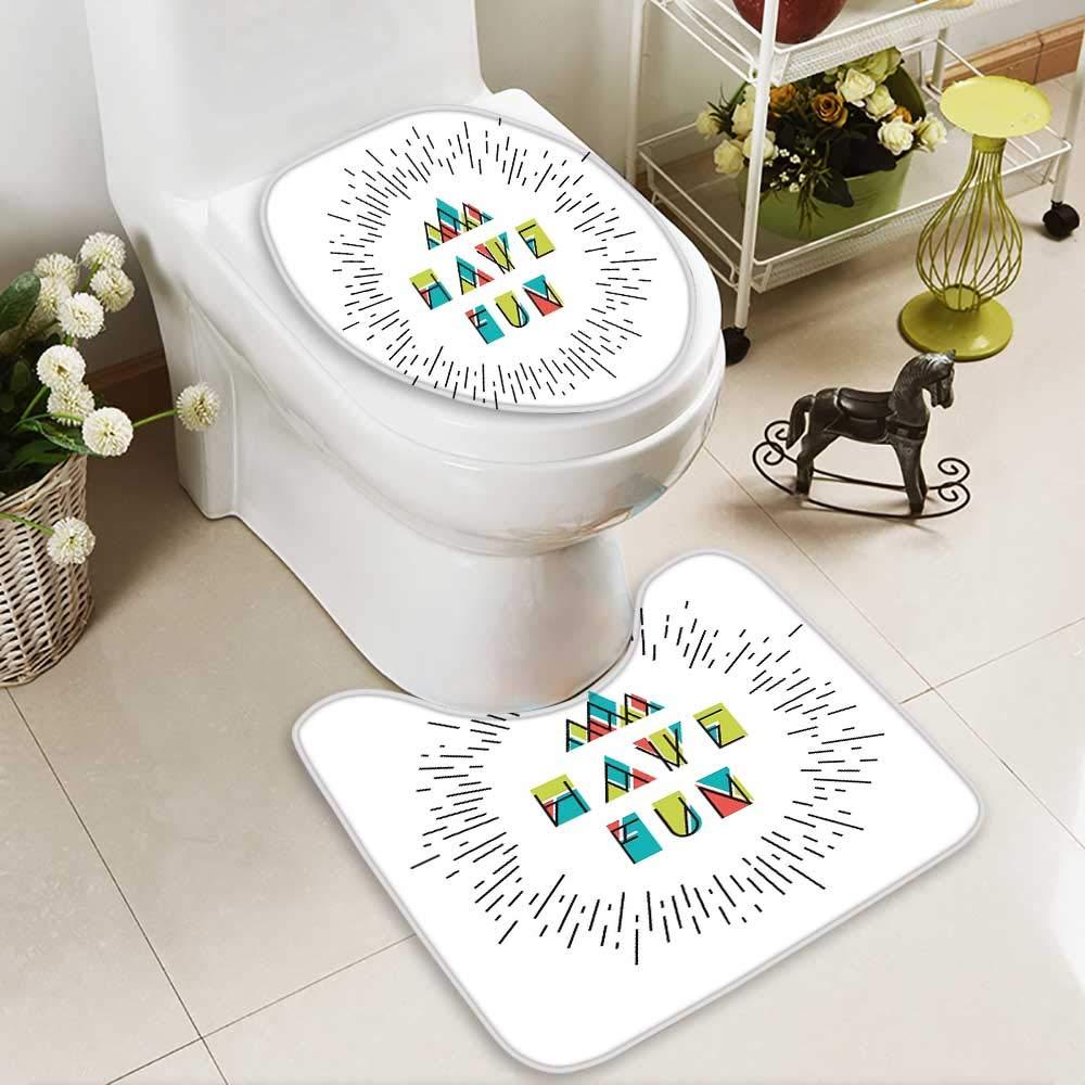 Bathroom have fun