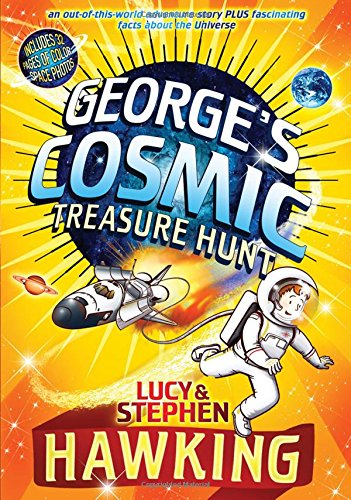 George's Cosmic Treasure Hunt (George's Secret Key, Band 2)