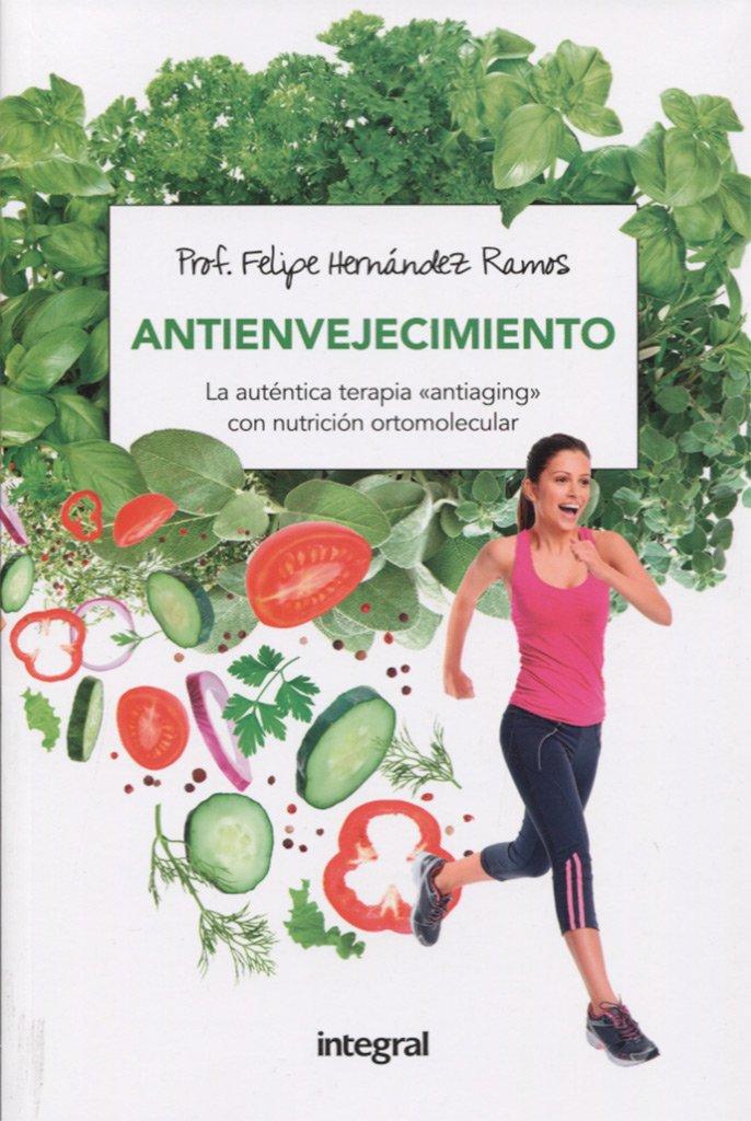 Antienvejecimiento: HERNANDEZ RAMOS: 9788491180623: Amazon ...