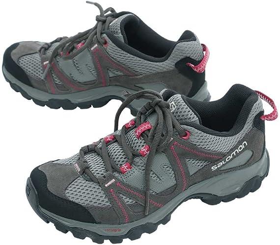 SALOMON , Chaussures de randonnée Basses pour Femme Gris