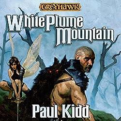 White Plume Mountain