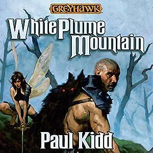 White Plume Mountain Hörbuch