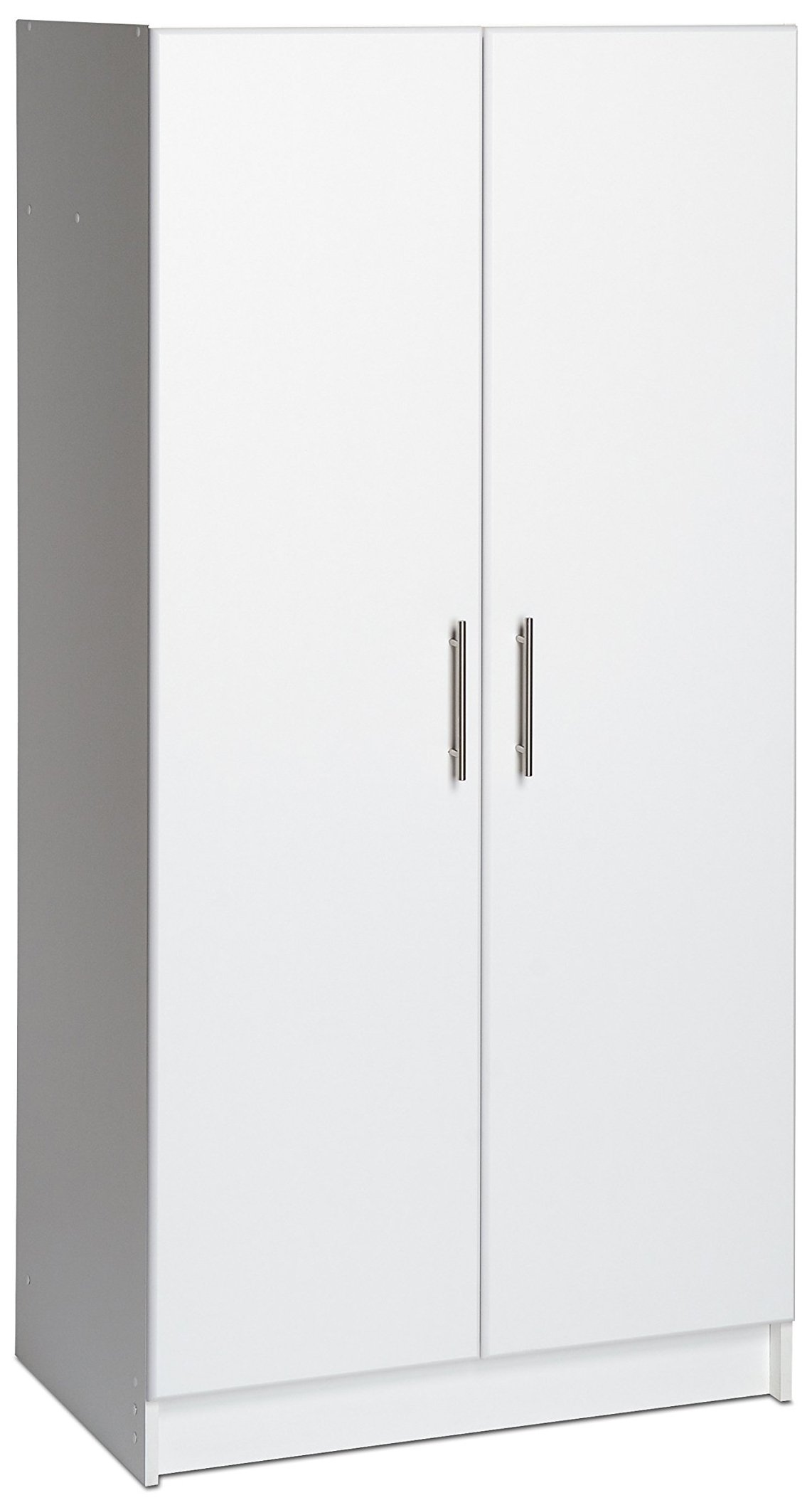 Elite 32'' Storage Cabinet, White by Prepac