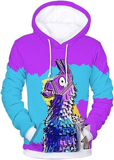 Unisex 3D Printed Hoodies Pullover Sweatshirts Hoodies with Pockets Thin Coat for Ninja Boys