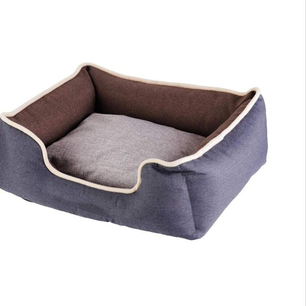 TD Dog House Removable Washable Small Dog Summer Dog Bed Pet Supplies