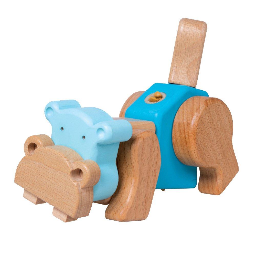 Small Foot Company 9836 - Kreativ Bausatz - Hippo