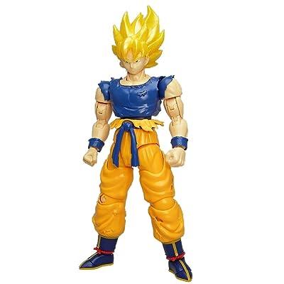 Bandai Hobby MG Figure Rise Super Saiyan Son Goku Dragonball Z Model Kit (1/8 Scale): Toys & Games