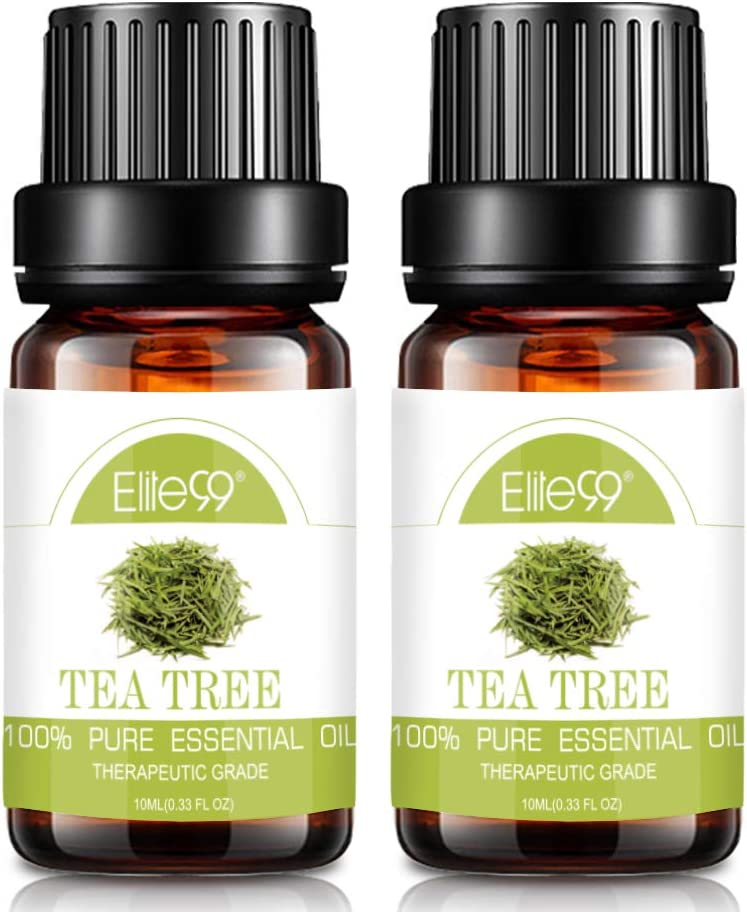 Elite99 100% Pure Tea Tree Essential Oil For Humidifier