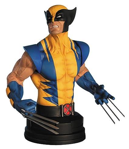 Gentle Giant - Busto Lobezno X-Men (GG80154): Amazon.es ...
