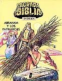 img - for Sagrada Biblia En Dibujos 2: Abraham Y Los Patriarcas (Spanish Edition) book / textbook / text book