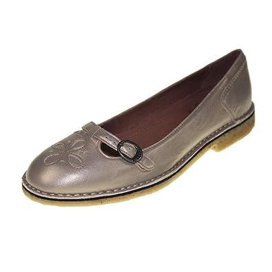 146369d66da843 KICKERS Chaussures Femmes - Ballerine NEOBALLET - beige dore, Größe ...