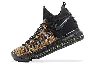 8b5c99586181 ... new arrivals nike mens zoom kd 9 basketball shoe size 11.5 us multi  color black 49d7c