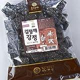 Changpyeong Black Sesame Crunch 500G