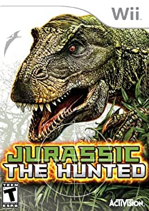 Jurassic: The Hunted - Nintendo Wii