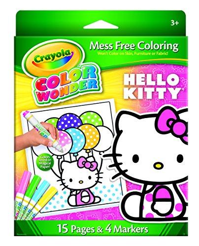 Crayola Color Wonder Hello Metallic