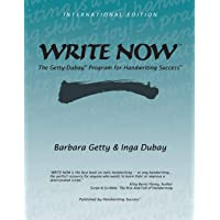 WRITE NOW: The Getty-Dubay Program for Handwriting Success