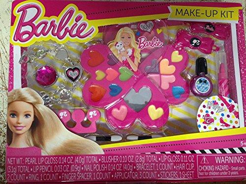 [Barbie 11 Piece Make-Up Kit] (Barbie Costume Makeup)