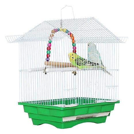 Danm Jaula de pájaros para Mascotas, Jaula de Paloma desechable ...