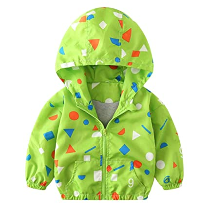 ee85522b5 Amazon.com  Little Kids Autumn Coat