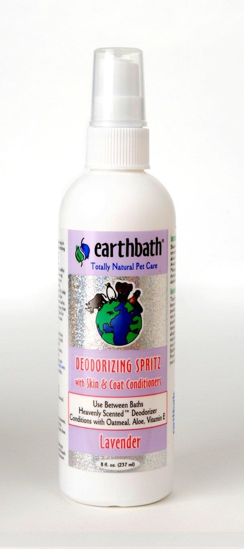 Earthbath All Natural Lavender Deodorizing Spritz, 8-Ounce