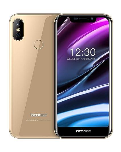 Cellulari Moderni Economici.Telefono Cellulare In Offerta Doogee X70 Smartphone Android 8 1 5 5 19 9 Notch Display 4000mah Telefoni Cellulari In Offerta Economici Fotocamera
