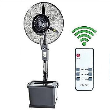 Ventilatore Ad Acqua Nebulizzata.Fan Fan Telecomando Aggiungere Acqua Umidificazione