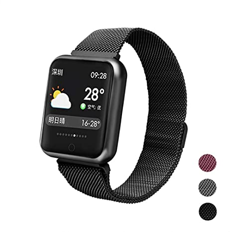 ACZZ Smart Watch, Fitness Watch Ip68 Pantalla a prueba de ...