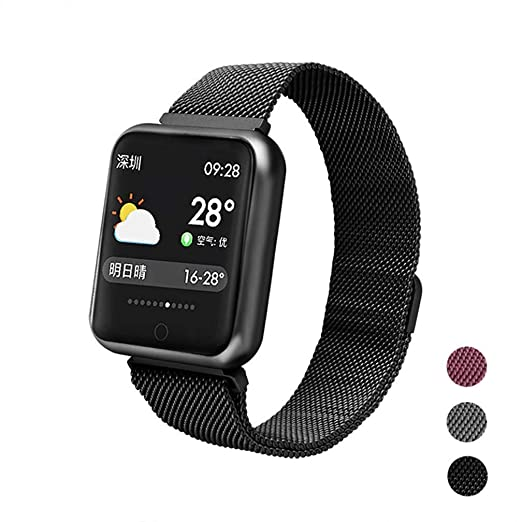 ACZZ Smart Watch, Fitness Watch Ip68 Pantalla a prueba de agua ...