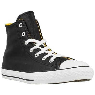 f5b654556af6a Converse Baskets Pour Fille - Noir - Noir