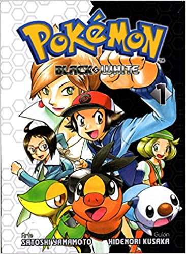 Pokemon Black And White N 01 Sin Autor 9786079714512 Books