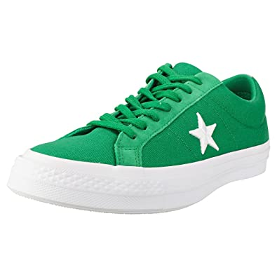 67a16babea9c Converse One Star Ox Mens Trainers  Amazon.co.uk  Shoes   Bags