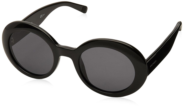 Amazon.com: tommy hilfiger anteojos de sol (th-1525-s 807/IR ...