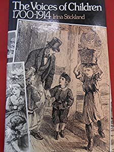 Hardcover Voices of Children, 1700-1914 Book