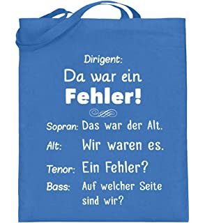 Chor Shirt Fur Alle Sopran Alt Bass Und Tenor Sangerinnen Und Sanger