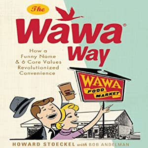 The Wawa Way Audiobook
