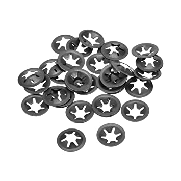 Litorange 6 Pcs Expansion Screw Bolts M6x80mm 304 Stainless Steel Heavy Duty Fixing Anchors External Hex Nut Expansion Sleeve Anchor Bolt with Dust Blower and tape