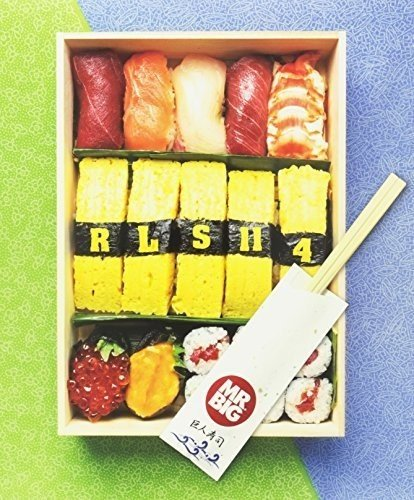 Mr.Big - Raw Like Sushi 114+112 Deluxe Edition (Japan - Import, 4PC)
