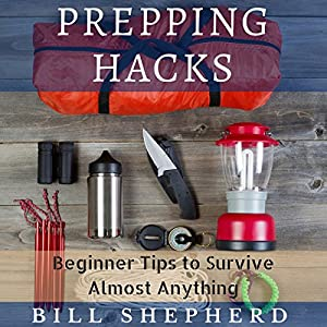 Prepping Hacks Audiobook